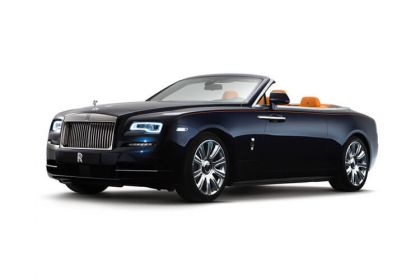 Lease Rolls Royce Dawn car leasing