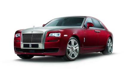 Lease Rolls Royce Ghost car leasing