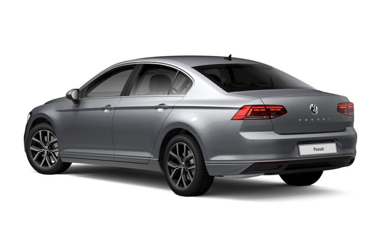 Volkswagen Passat Saloon 2.0 TDI EVO 150PS R-Line 4Dr Manual [Start Stop] back view