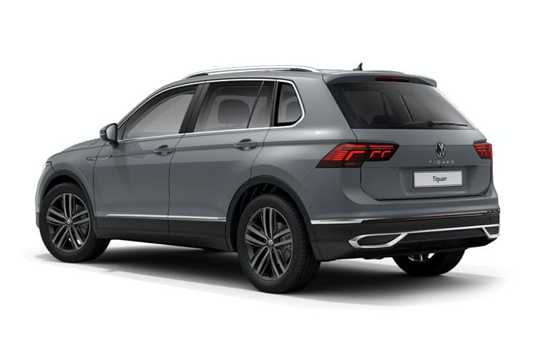 Volkswagen Tiguan SUV 2wd SWB 1.5 TSI 130PS  5Dr Manual [Start Stop] back view