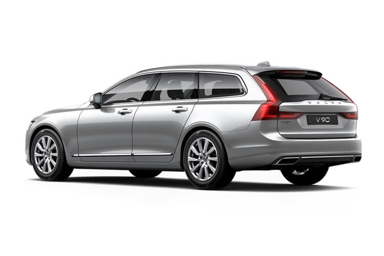 Volvo V90 Estate 2.0 D4 190PS Inscription Plus 5Dr Auto [Start Stop] back view