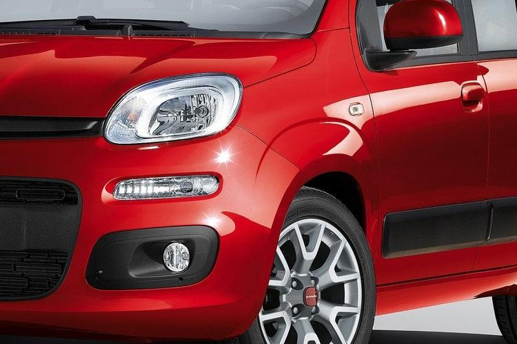 Fiat Panda Hatch 5Dr 1.0 MHEV 70PS Launch Edition 5Dr Manual [Start Stop] detail view
