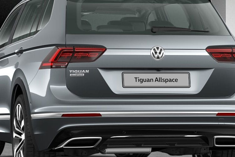 Volkswagen Tiguan Allspace SUV 2.0 TDI 150PS Match 5Dr Manual [Start Stop] detail view