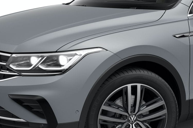 Volkswagen Tiguan SUV 2wd SWB 1.5 TSI 130PS  5Dr Manual [Start Stop] detail view