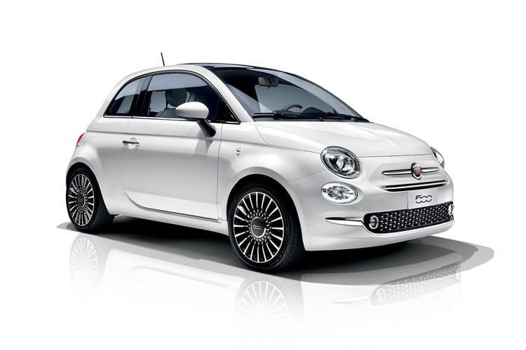 Fiat 500 Hatch 3Dr 1.0 MHEV 70PS Sport 3Dr Manual [Start Stop] front view