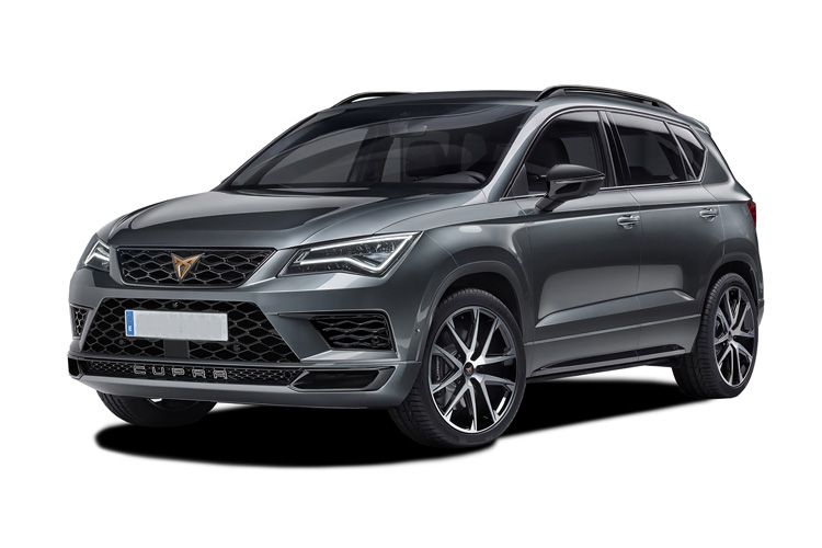 CUPRA Ateca SUV 4Drive 2.0 TSI 300PS VZ3 5Dr DSG [Start Stop] front view
