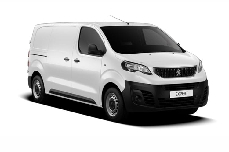 Peugeot Expert Long 1400Kg 2.0 BlueHDi FWD 120PS Professional Van Manual [Start Stop] front view