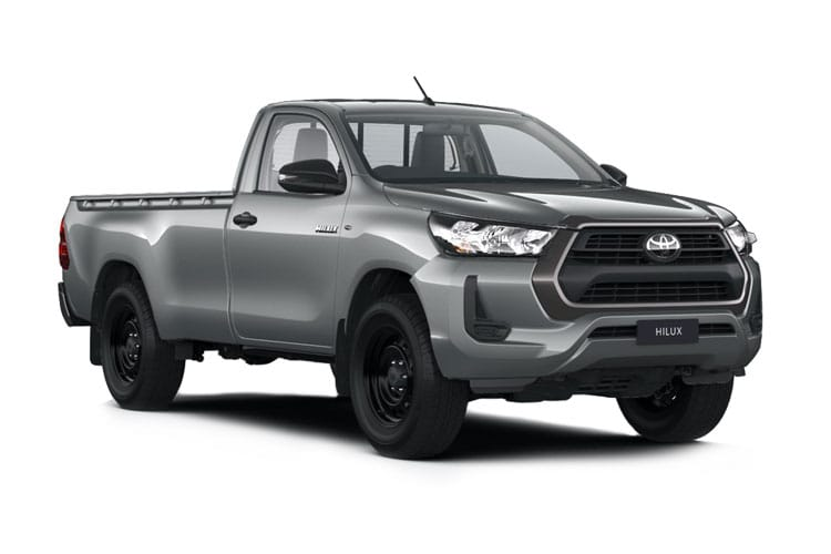 Toyota Hilux PickUp Double Cab 4wd 2.4 D-4D 4WD 150PS Invincible Pickup Double Cab Auto [Start Stop] front view