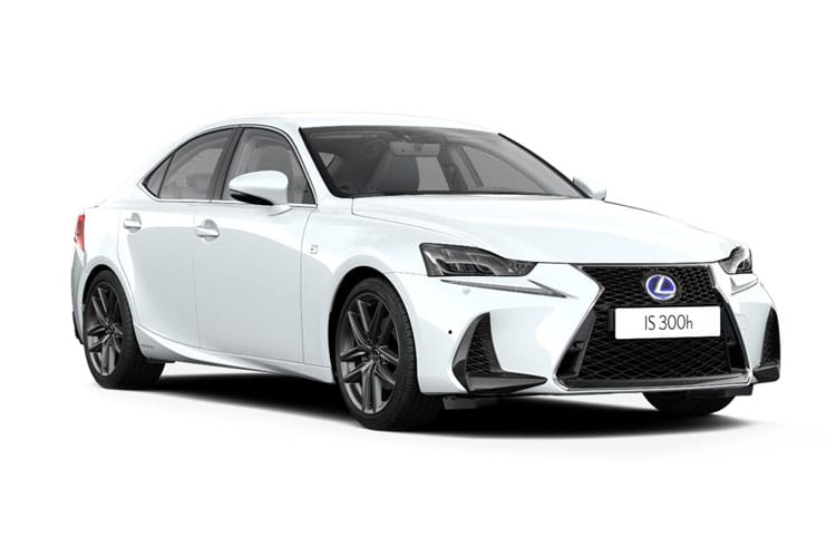 Lexus IS 300 Saloon 2.5 h 223PS IS 4Dr E-CVT [Start Stop] [Comfort SRoof] front view