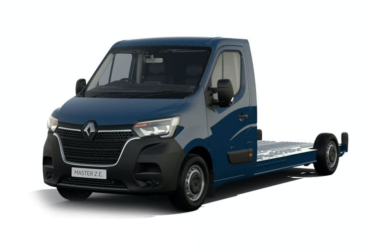Renault Master MWBL 35TW 4X4 2.3 dCi ENERGY DR4 145PS Business Chassis Cab Manual [Start Stop] front view