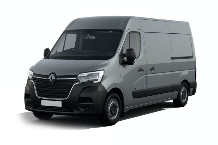 Renault Master MWB 35 FWD 2.3 dCi ENERGY FWD 150PS Business+ Van Medium Roof Manual [Start Stop] front view