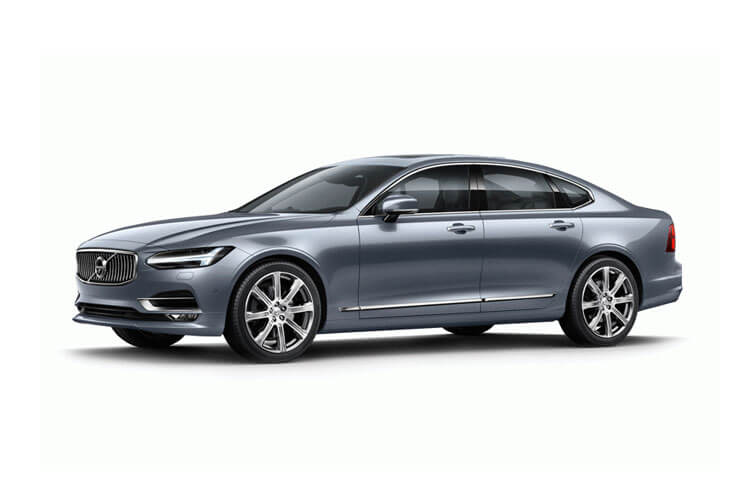 Volvo S90 Saloon 2.0 T4 190PS R DESIGN Plus 4Dr Auto [Start Stop] front view