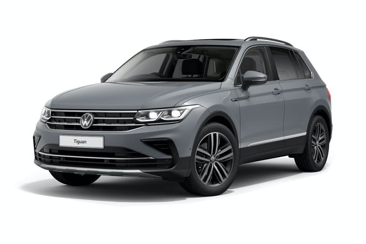 Volkswagen Tiguan SUV 2wd SWB 1.5 TSI 130PS  5Dr Manual [Start Stop] front view