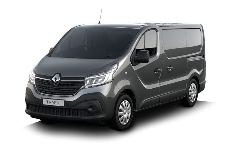 Renault Trafic 30 LWB 2.0 dCi ENERGY FWD 145PS Business Van High Roof Manual [Start Stop] front view