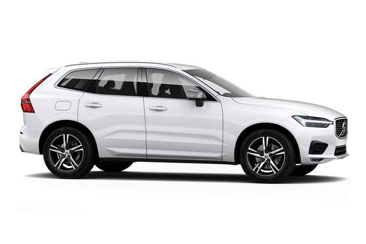 Volvo XC60 SUV AWD 2.0 B5 MHEV 250PS Inscription Pro 5Dr Auto [Start Stop] front view