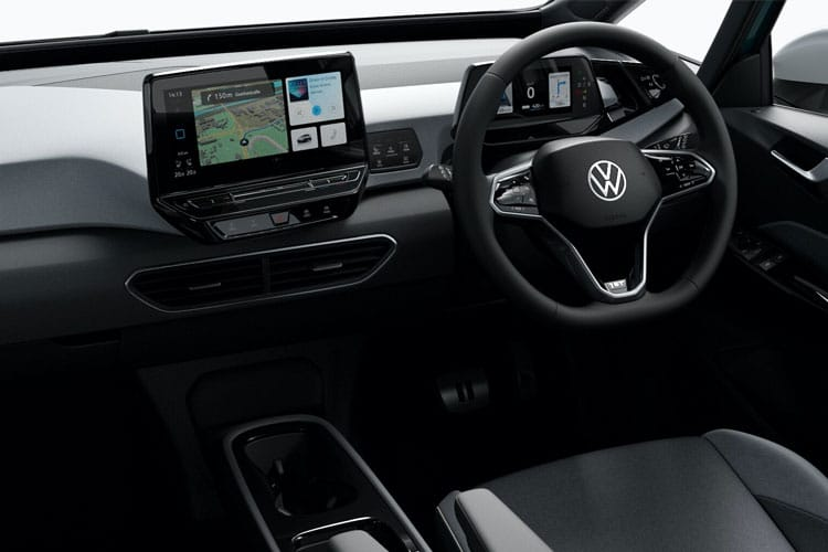 Volkswagen ID.3 Hatch 5Dr Elec Pro Perf 58kWh 150KW 204PS Business 5Dr Auto inside view