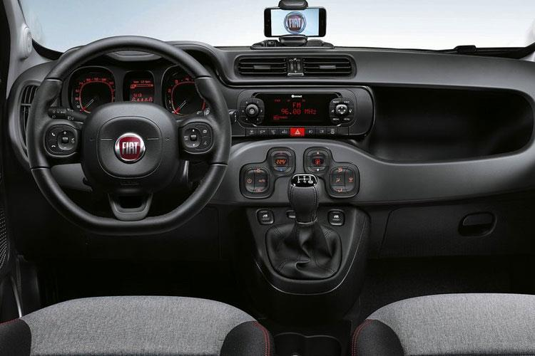 Fiat Panda Hatch 5Dr 1.0 MHEV 70PS Launch Edition 5Dr Manual [Start Stop] inside view
