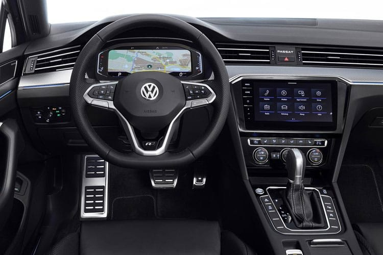 Volkswagen Passat Saloon 2.0 TDI EVO 150PS R-Line 4Dr Manual [Start Stop] inside view