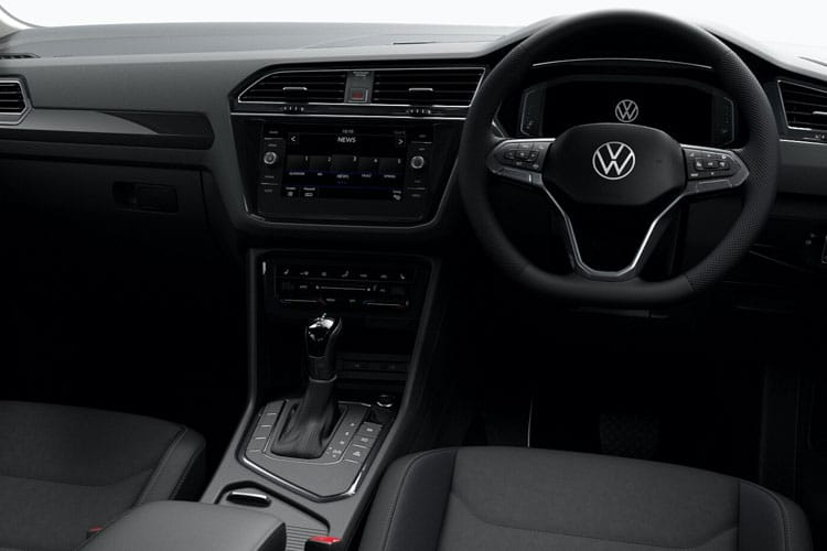 Volkswagen Tiguan SUV 2wd SWB 1.5 TSI 130PS  5Dr Manual [Start Stop] inside view
