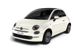 Fiat 500 Convertible C Convertible 1.0 MHEV 70PS Dolcevita Plus 2Dr Manual [Start Stop]
