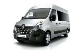 Renault Master Window Van High Roof LWBL 35 4X4 2.3 dCi ENERGY 4WD 145PS Business Window Van High Roof Manual [Start Stop]