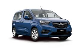 Vauxhall Combo MPV Life XL MPV 1.5 Turbo D 100PS Energy 5Dr Manual [Start Stop] [5Seat]