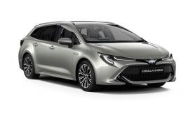 Toyota Corolla Estate Touring Sports 1.8 VVT-h 122PS Design 5Dr CVT [Start Stop]