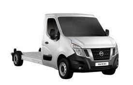 Nissan NV400 Chassis Cab L3 35TW RWD 2.3 dCi DRW 145PS Tekna Chassis Cab Manual [Start Stop]