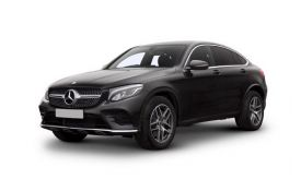 Mercedes-Benz GLC Coupe AMG GLC43 Coupe 4MATIC 3.0 V6 390PS Premium 5Dr G-Tronic+ [Start Stop]