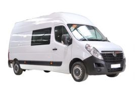 Vauxhall Movano Crew Van R35 L3 2.3 CDTi BiTurbo RWD 145PS Edition Crew Van Medium Roof Manual [Start Stop]