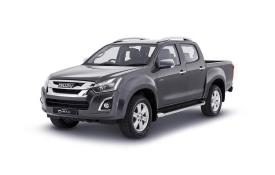 Isuzu D-MAX Pickup Pick Up Double Cab 4wd 1.9 TD 4WD 164PS Utility Pickup Double Cab Manual [Start Stop]