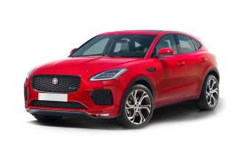 Jaguar E-PACE SUV SUV AWD 2.0 i MHEV 249PS S 5Dr Auto [Start Stop]