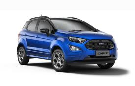 Ford EcoSport SUV SUV 2WD 1.0 T EcoBoost 125PS Titanium 5Dr Manual [Start Stop] [X Pack]