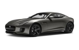 Jaguar F-TYPE Coupe Coupe 5.0 V8 450PS First Edition 2Dr Auto [Start Stop]