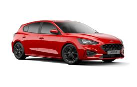 Ford Focus Hatchback Hatch 5Dr 1.0 T EcoBoost 125PS Active Edition 5Dr Auto [Start Stop]