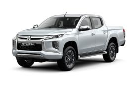 Mitsubishi L200 Pickup Pick Up Club Cab 4wd 2.2 DI-D 4WD 150PS 4Life Pickup Double Cab Manual [Start Stop]