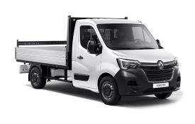 Renault Master Dropside LWB 35 FWD 2.3 dCi FWD 135PS Business Dropside Manual