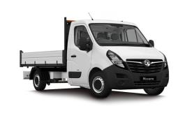 Vauxhall Movano Tipper R35DRW L2 2.3 CDTi BiTurbo DRW 165PS  Tipper Manual [Start Stop]