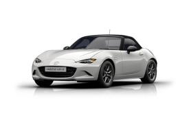Mazda MX-5 Convertible Convertible 1.5 SKYACTIV-G 132PS Sport 2Dr Manual [Start Stop]