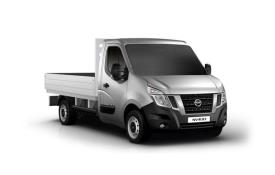 Nissan NV400 Dropside L3 35 FWD 2.3 dCi FWD 150PS Acenta Dropside Manual [Start Stop]