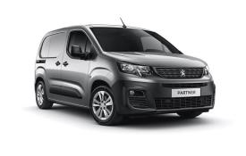 Peugeot Partner Van Standard 1000Kg 1.5 BlueHDi FWD 100PS Grip Premium Van Manual