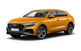 Audi Q8 SUV SQ8 SUV quattro 5Dr 4.0 TFSI V8 507PS Black Edition 5Dr Tiptronic [Start Stop]