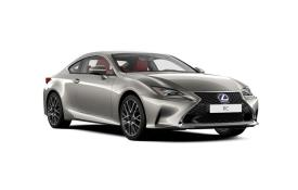 Lexus RC Coupe F Coupe 5.0 V8 463PS  2Dr Auto