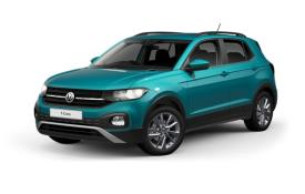 Volkswagen T-Cross SUV SUV 1.0 TSI 110PS United 5Dr DSG [Start Stop]