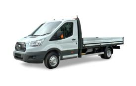 Ford Transit Dropside 350 L3 AWD 2.0 EcoBlue 4WD 130PS Leader Premium Dropside Manual [Start Stop]