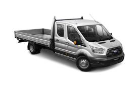 Ford Transit Dropside Double Cab 350 L3 2.0 EcoBlue FWD 170PS Leader Premium Dropside Double Cab Manual [Start Stop]