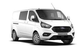 Ford Transit Custom Crew Van 300 L2 2.0 EcoBlue FWD 130PS Trail Crew Van Manual [Start Stop] [DCiV]