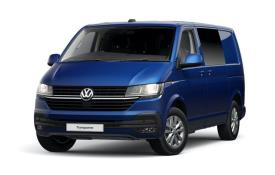 Volkswagen Transporter Crew Van Kombi T30SWB 2.0 TDI FWD 150PS Highline Crew Van Manual [Start Stop]