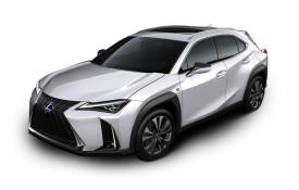 Lexus UX SUV 250h SUV 2.0 h 184PS UX 5Dr E-CVT [Start Stop] [Prem 17in Alloy without Nav]