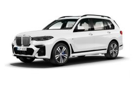BMW X7 SUV xDrive40 SUV 3.0 d MHT 340PS  5Dr Auto [Start Stop] [7Seat]